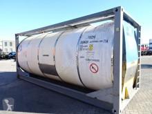equipamientos Van Hool 23.000L/20FT,1-comp., top-discharge, L4D, UN Portable T14