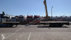 Kromhout FLATBED TRAILER EXTENDABLE 650CM semi-trailer
