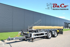 Renders BDF semi-trailer RMAC 9.9 NA - BPW AXLES - DISC BRAKES -