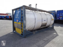 Van Hool 23.000L, 20FT Tankcontainer, L4CH, UN Port. T12, valid inspection