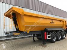 Tipper semi-trailer SCORPION ALM1, Stahlmulde SCORPION ALM1, Stahlmulde, ca. 25m³