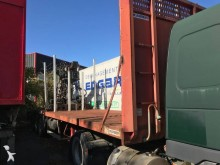 Robuste Kaiser timber semi-trailer S3803M2C