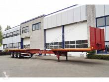 Krone flatbed semi-trailer SDP 24 Telesattel 19m 24 Telesattel 19m