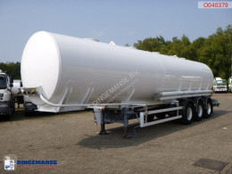 LAG Fuel tank Alu 41.3m3 / 5 Comp semi-trailer used tanker