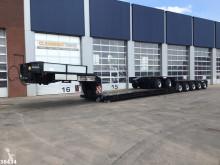 Nooteboom EURO 111-25 5 + 2 pendel assen semi-trailer used heavy equipment transport