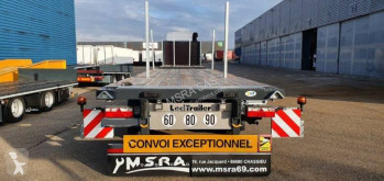 Lecitrailer Plateau Extensible 20.50m - Porte containers - Disponible semi-trailer new flatbed