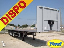 Lecitrailer semi-trailer new flatbed