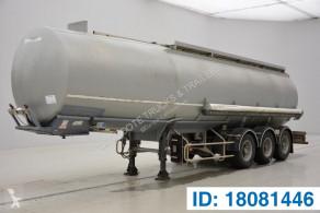 Sættevogn Trailor Tank 38000 liter citerne brugt