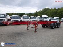 Semi reboque Montracon container trailer 20-30-40-45 ft porta contentores usado