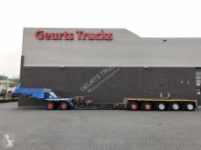 Scheuerle SMDEL TP 2+5 LOWLOADER semi-trailer used heavy equipment transport