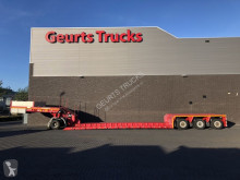 Heavy equipment transport semi-trailer 1+ 3 LOWLOADER