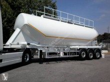 GT Trailers CITERNE CIMENT ALUMINIUM semi-trailer new powder tanker