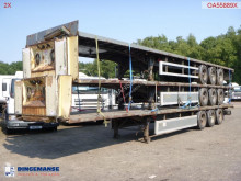 Trailer SDC Stack - 3x platform trailer tweedehands platte bak