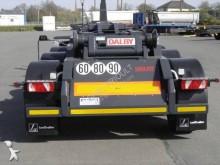 Lecitrailer tipper semi-trailer équipée bras Dalby 30 tonnes SHM4