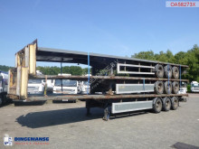 naczepa SDC Stack - 3 x platform trailer