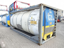 Citerne Van Hool 23.000L/20FT,1-comp., top-discharge, L4DH, UN Portable T14