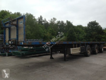 Pacton FLATBED semi-trailer used flatbed