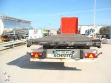 Semi remorque Schmitz Cargobull plateau occasion