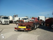 Frejat semi-trailer used container