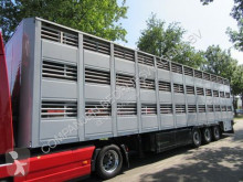 Cimc cattle semi-trailer SILVERGREEN FARO