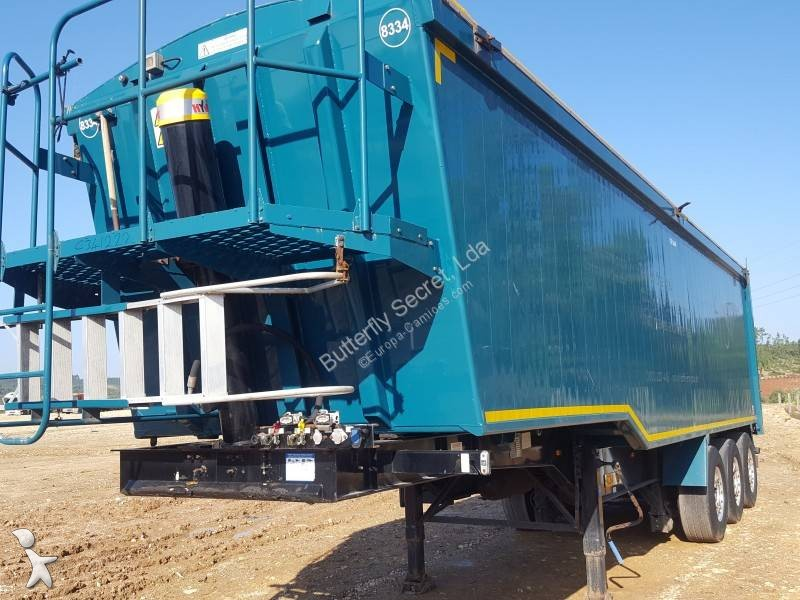 View images Weightlifter 3STD65PL semi-trailer