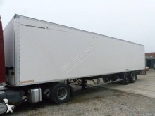 Fruehauf semi-trailer used tautliner