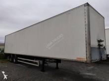 Fruehauf plywood box semi-trailer