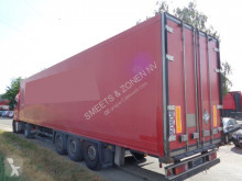 Sættevogn Schmitz Cargobull Oplegger carrier 1200 køleskab monotemperatur brugt