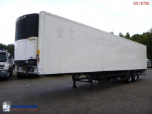 Semirremolque frigorífico mono temperatura Gray & Adams Frigo trailer + Carrier Vector 1800 diesel/electric