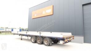 Pacton 12 twistlocks, hardwooden floor, NL trailer, BPW semi-trailer