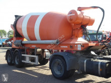KARRENA 12 M3 semi-trailer used concrete