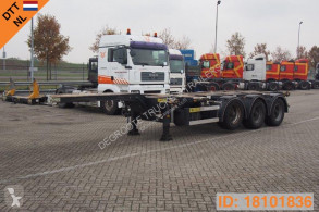 Semitrailer containertransport D-TEC Polyvalent chassis 20-30-40-45 ft