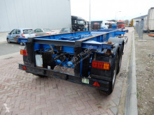 Semitrailer Stevens 20 FT Chassis / Air suspension / BPW containertransport begagnad