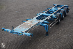 semirremolque Renders Container chassis X steering/ 2x20/40ft