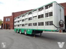 semi remorque nc Lambrecht 3 Stock Livestock trailer