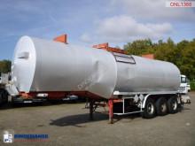 Naczepa cysterna Fruehauf Bitumen tank steel 31 m3 / 1 comp