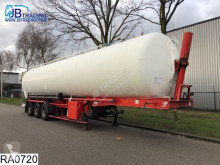 semirremolque Benalu Silo Silo / Bulk, 62000 liter, 62 M3, elec / Hydraulic Tipping system