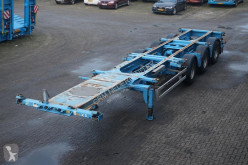 semiremorca Renders Container chassis X-steering/20,2x20,30,40ft.
