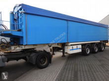 Renders 55 M3, Kipper Compressor, (Combi) Blower, Steering Axles semi-trailer used tipper