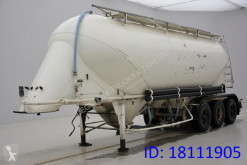 Trailer tank Filliat Cement bulk