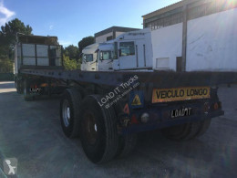 Fruehauf 50 TON semi-trailer used flatbed