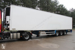 semirimorchio Chereau 2m60 x 2m47 - FULL CHASSIS - TAILLIFT - CARRIER FRIGO - GENERAL CONDITION OK