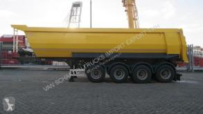 Ozgul 4 AXLE NEW TIPPER TRAILER semi-trailer
