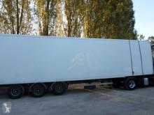 Semirimorchio Samro Non spécifié furgone incidentato