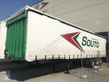 Trabosa tautliner semi-trailer