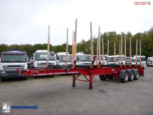 semi remorque Dennison Log trailer F25SKA