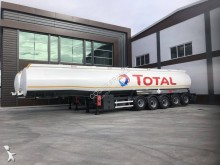 Coder oil/fuel tanker semi-trailer CC 55.5