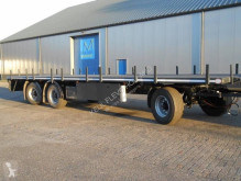 Pacton VERKOCHT trailer used flatbed