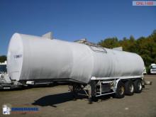 Fruehauf Bitumen tank steel 31 m3 / 1 comp semi-trailer used tanker