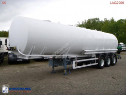 trailer LAG Fuel tank Alu 41.3 m3 / 5 Comp